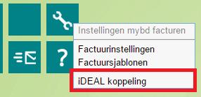 facturen_ideal_instellingen
